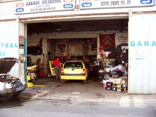 Garage belsauto targon r pare d panne et entretien for Garage toute marque